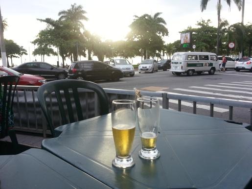 Bar em Santos