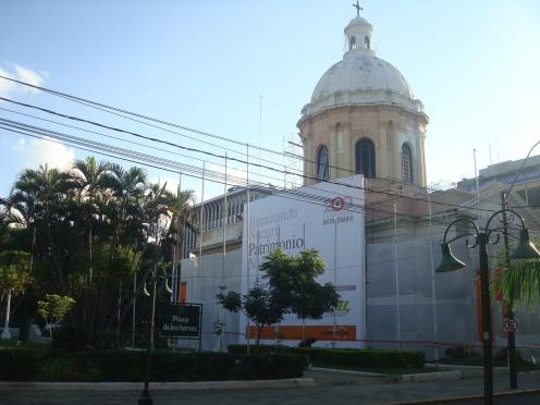 Asuncíon no Paraguai