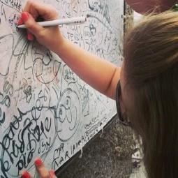Escrever é sempre uma arte! (25 de março de 2014 no Rio de Janeiro)