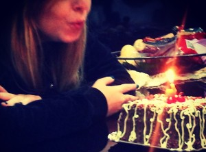 Feliz Aniversário Para Mim!