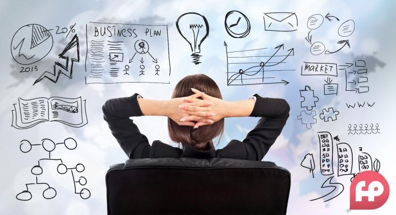 A Criação da Marca FP Comunicação e Marketing